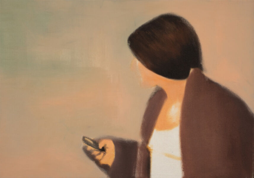 Miltos Manetas, 'Women looking', 2013