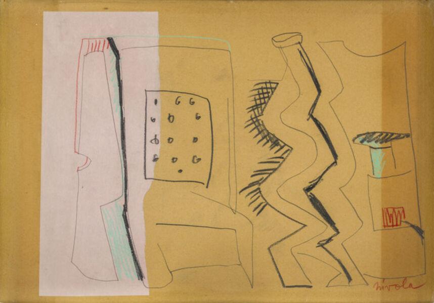 Costantino Nivola, 'Untitled'
