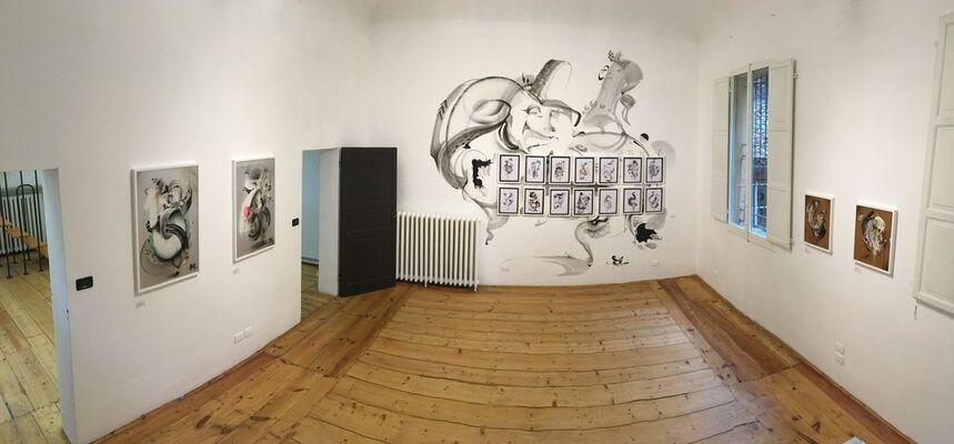 4URBAN TALES, installation view