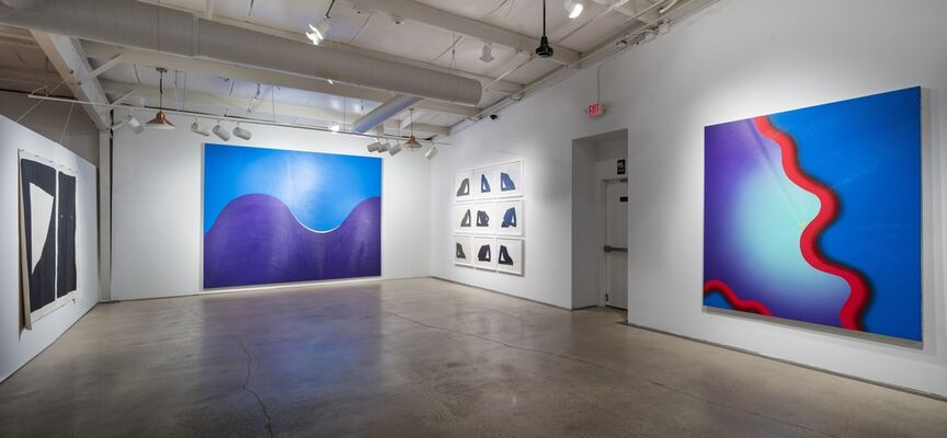 The Unlikely Whole, installation view