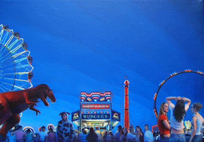 Tom Birkner, 'Cowgirl', 2012