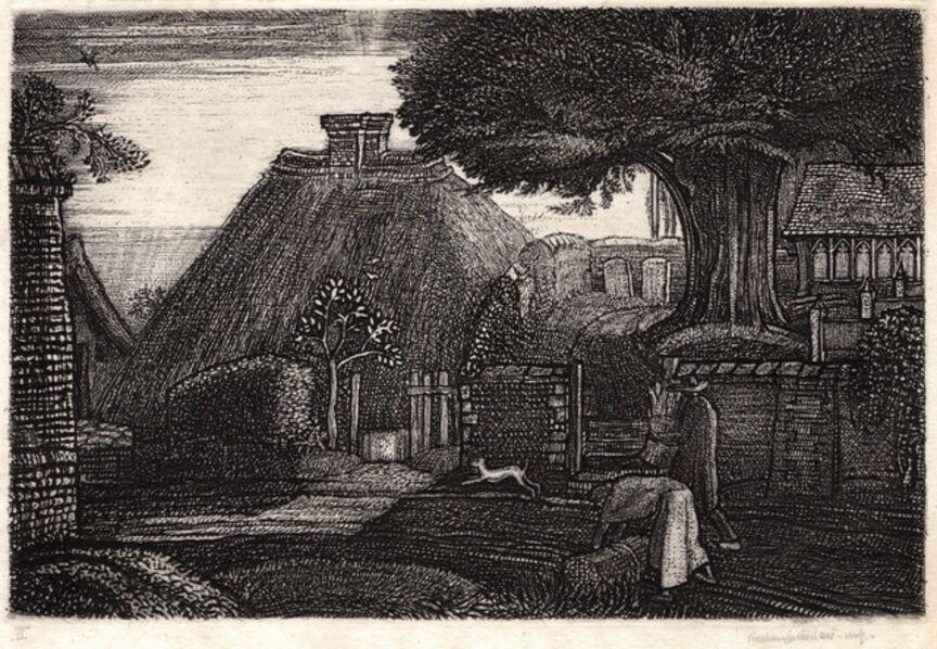 Graham Vivien Sutherland, 'St Mary's Hatch', 1926