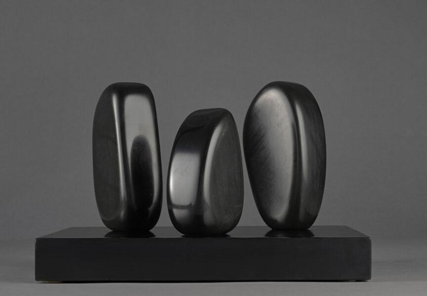 Barbara Hepworth, 'Three Forms (Family Group)', 1965