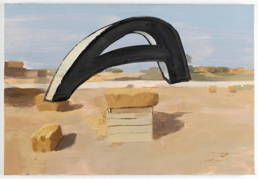 Pere Llobera, 'Jumping A', 2016