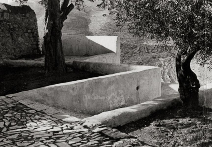Ellen Auerbach, 'Cloister, Ain Karim, Palestine', 1934