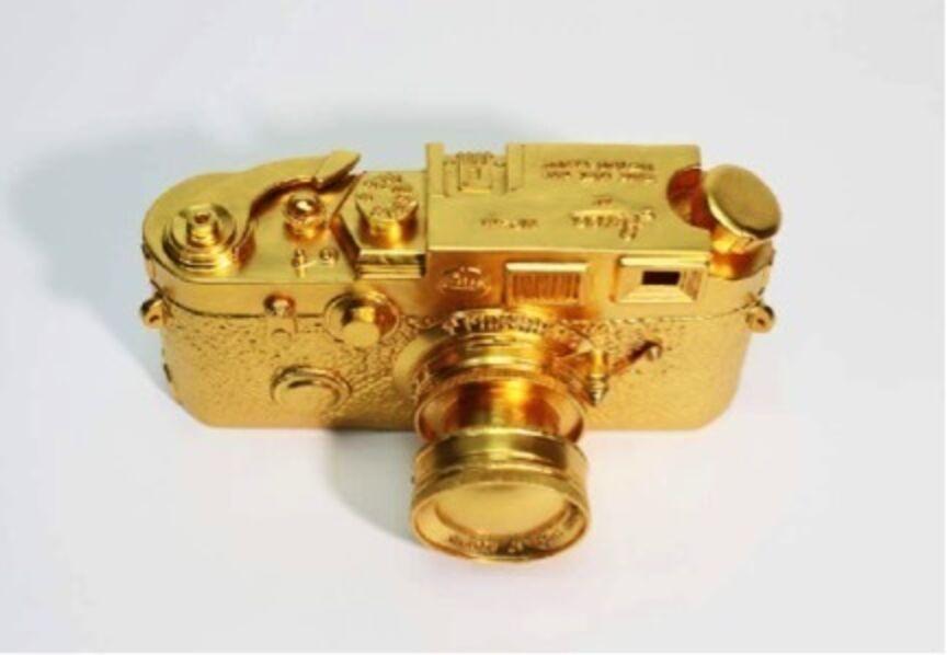 Liao Yibai, 'Super Leica 12 inches ', 2019
