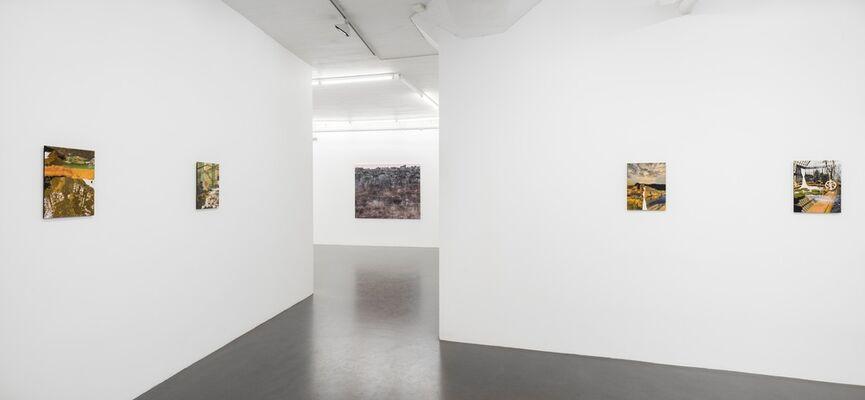 Galleri Flach at Market Art Fair Special Edition, installation view