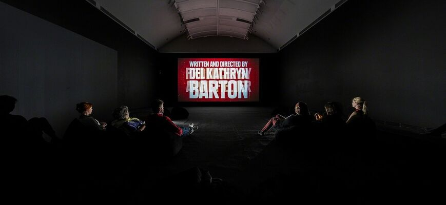 Art Gallery of South Australia | DEL KATHRYN BARTON |RED, installation view