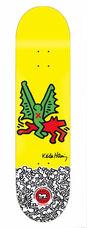 Keith Haring Dragon Skateboard Deck