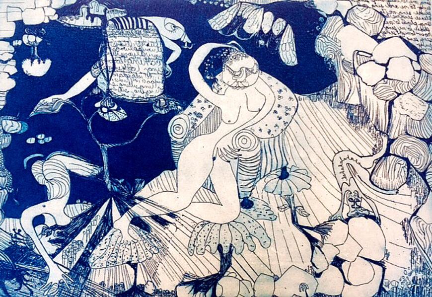 Camille Billops, 'I am Black', 1973
