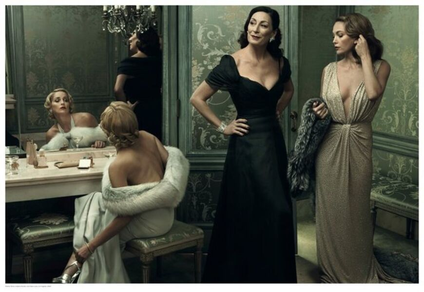 Annie Leibovitz, 'Sharon Stone, Anjelica Huston, and Diane Lane,  Los Angeles', 2006