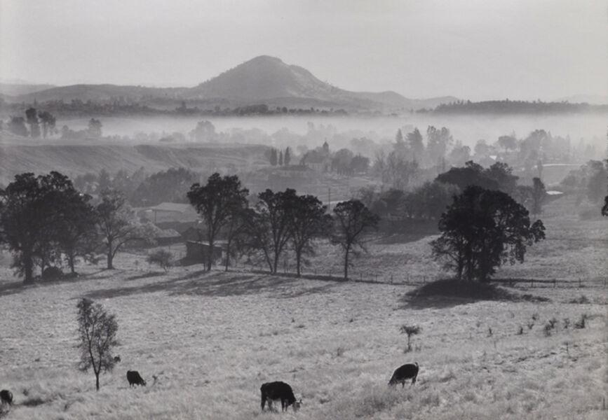 Pirkle Jones, 'Landscape, Jackson, California', 1948