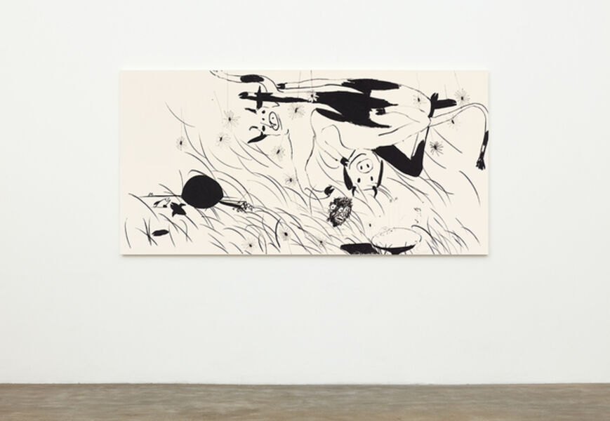 Calvin Marcus, 'Automatic Drawing (Untitled)', 2017