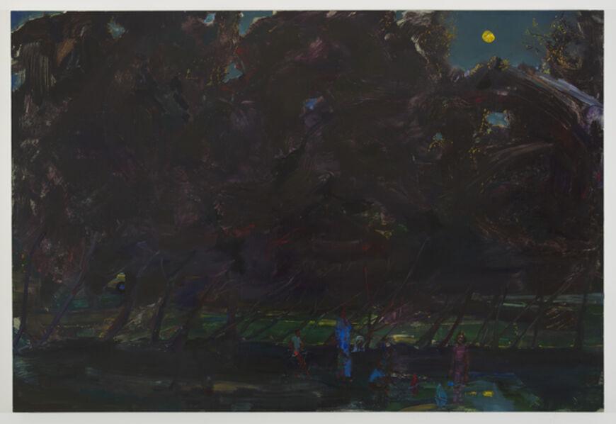 Angela Dufresne, 'Saratoga Moon', 2013