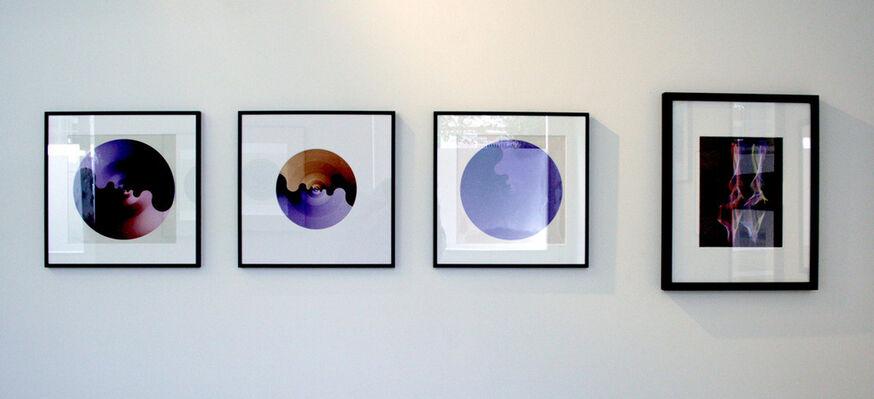 Hein Gravenhorst. Light reflex: Transformation - Translation - Rotation, installation view