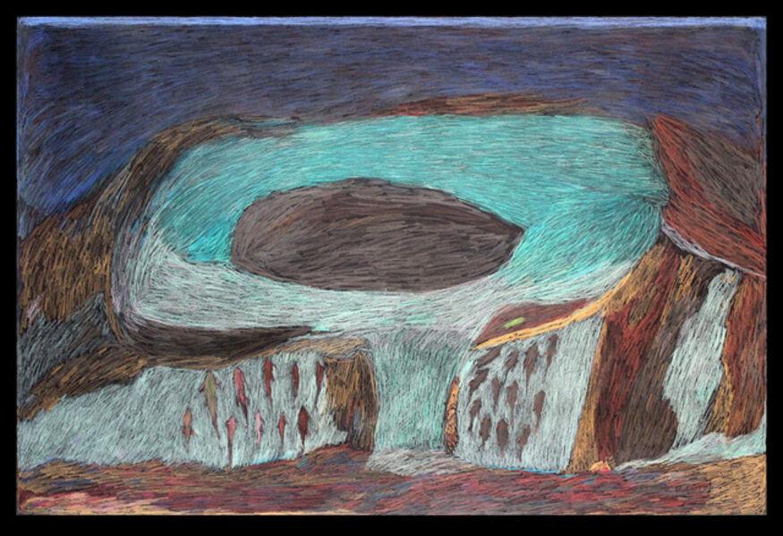 Ohotaq Mikkigak, 'The Fishing Weir', 2012
