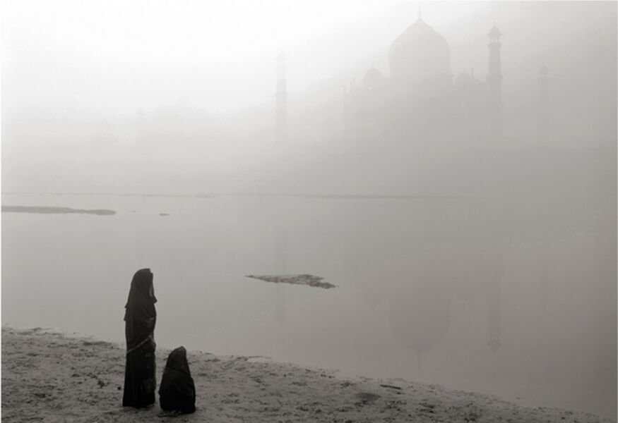 Kenro Izu, 'Agra #43, India', 2008