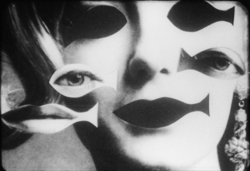 Stan VanDerBeek, 'Skulldruggery', 1960