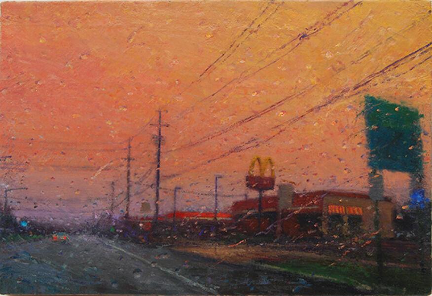 Tom Birkner, 'Golden Arches', 2013