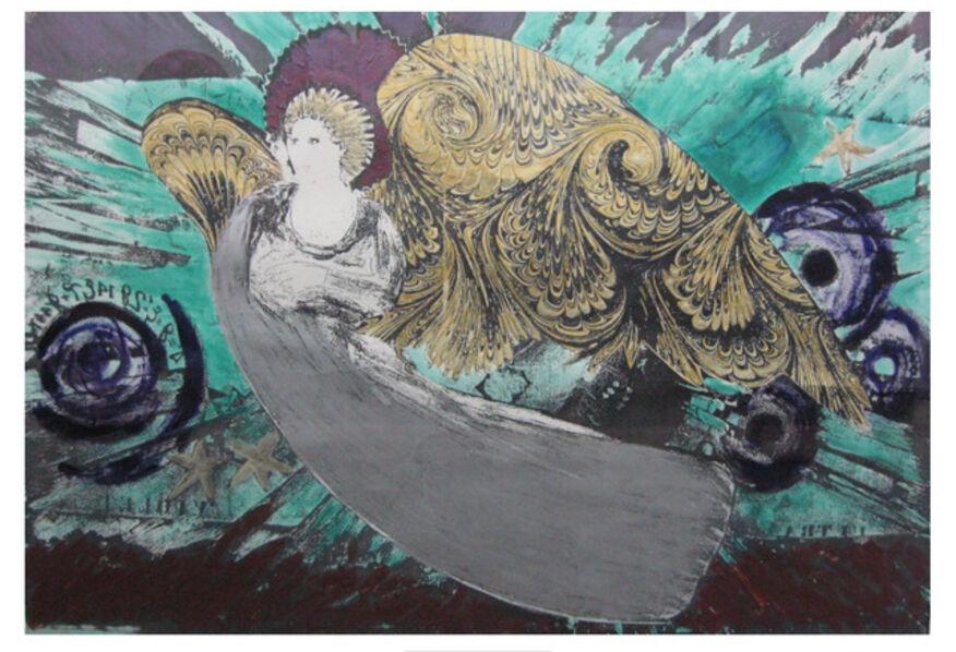 Ultra Violet, 'Guardian Angel', 2000