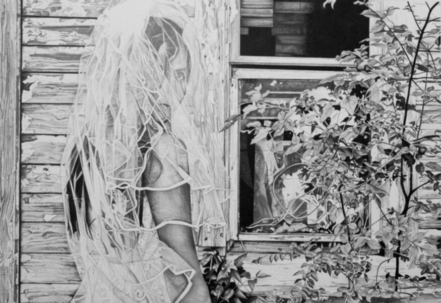 DebiLynn Fendley, 'Ghost Bride', 2019