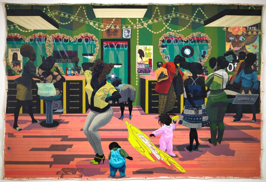 Kerry James Marshall, 'School of Beauty, School of Culture', 2012
