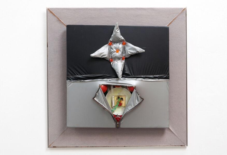 Miguel Angel Cardenas, 'Open Fly Silver Star', 1964