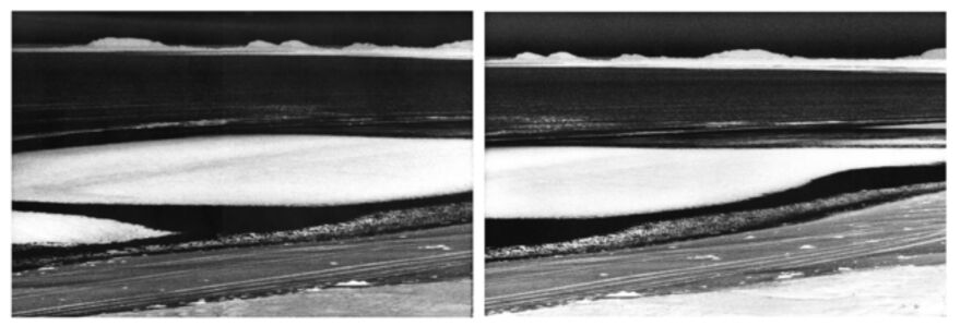 Carol Marino, 'Quad Tracks, part 1 and 2', 2000