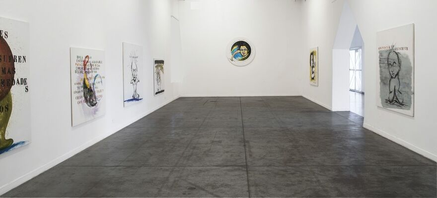 GUSTAVO MARRONE at Centro Cultural Recoleta, Room 8, installation view