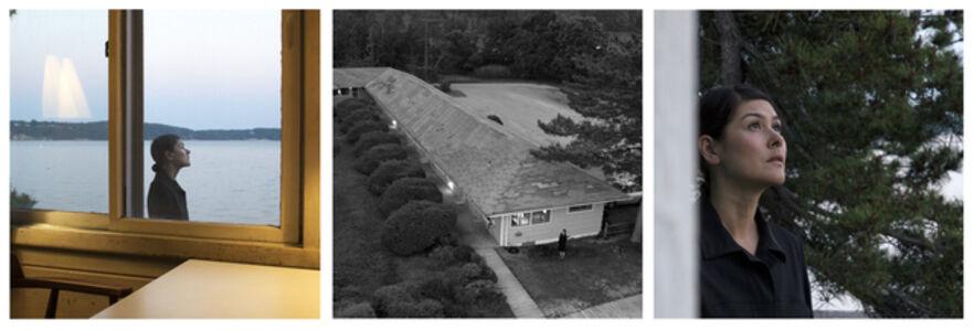 Barbara Probst, 'Exposure #123.10, Greenport, N.Y., Silversands Motel, 1400 Silvermere Road, 06.12.17, 8:27 pm', 2017