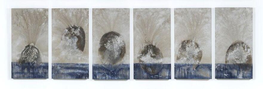 Danae Mattes, 'River Tide', 2015