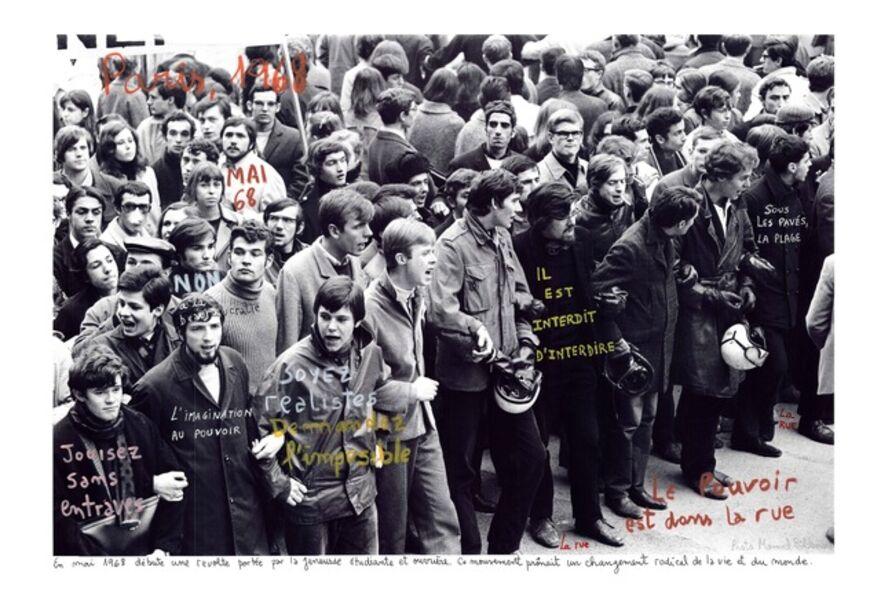 Marcelo Brodsky, 'Paris, 1968', 2014