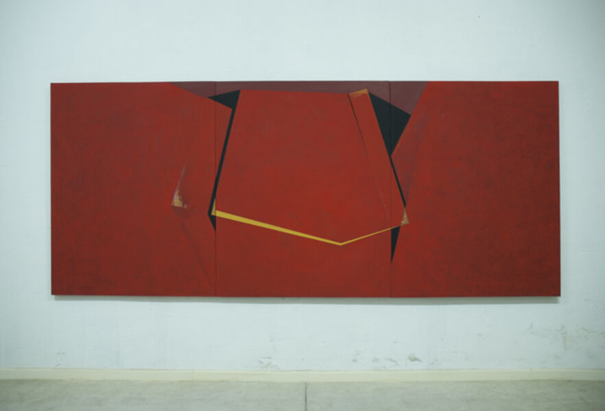 Silvia Lerin, 'A través del rojo (Through the red)', 2013