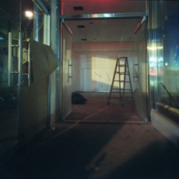 Lynn Saville, 'West 125th St', 2011