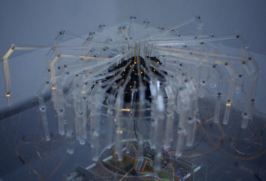 Ralf Baecker, 'Crystal Set', 2011