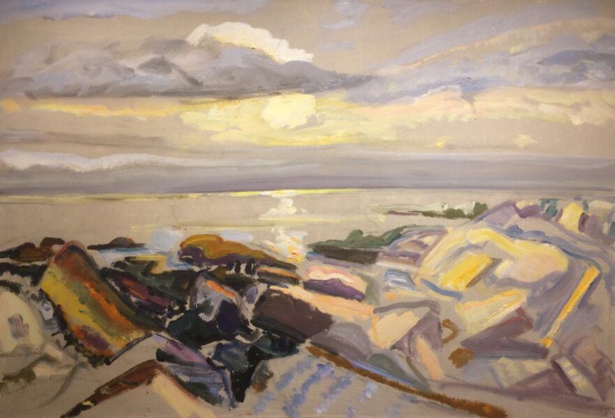 Bernard Chaet, 'Good Morning'