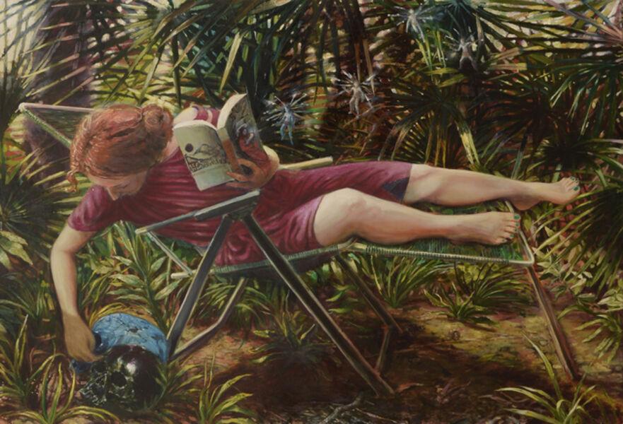 Thomas Braida, 'Maria chiamata Maddalena: penitente, lettrice e con vivida immaginazione ', 2019