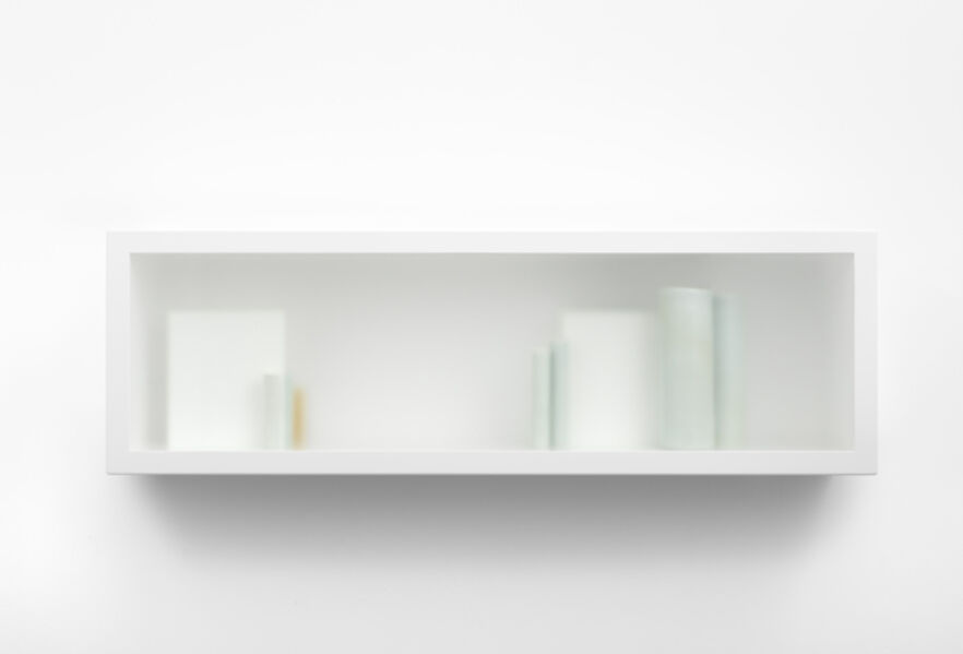 Edmund de Waal, 'this world is not conclusion', 2017