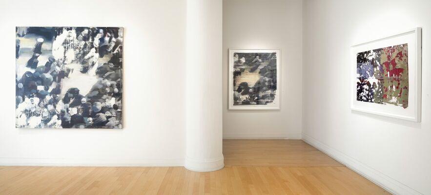 Philip Buller: Human Patterns, installation view