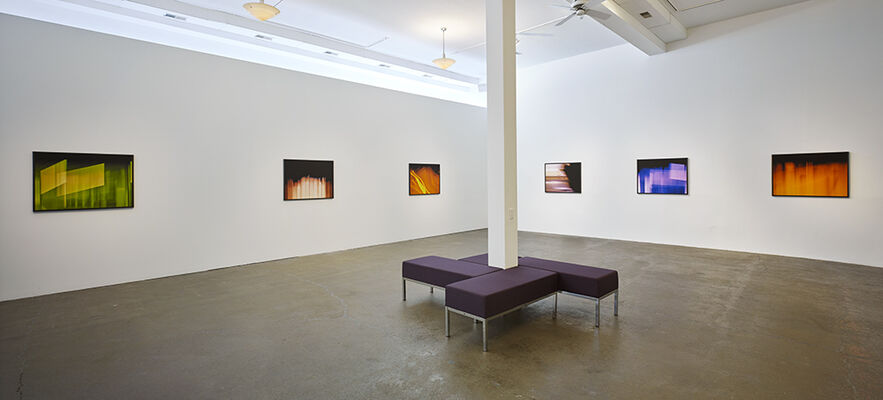 Biff Henrich: The Structure of Things Part II, installation view