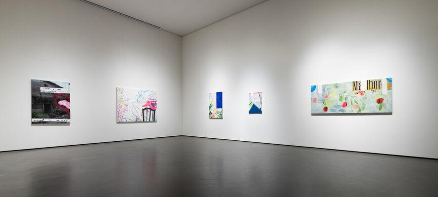 Qwon Sunwang, installation view