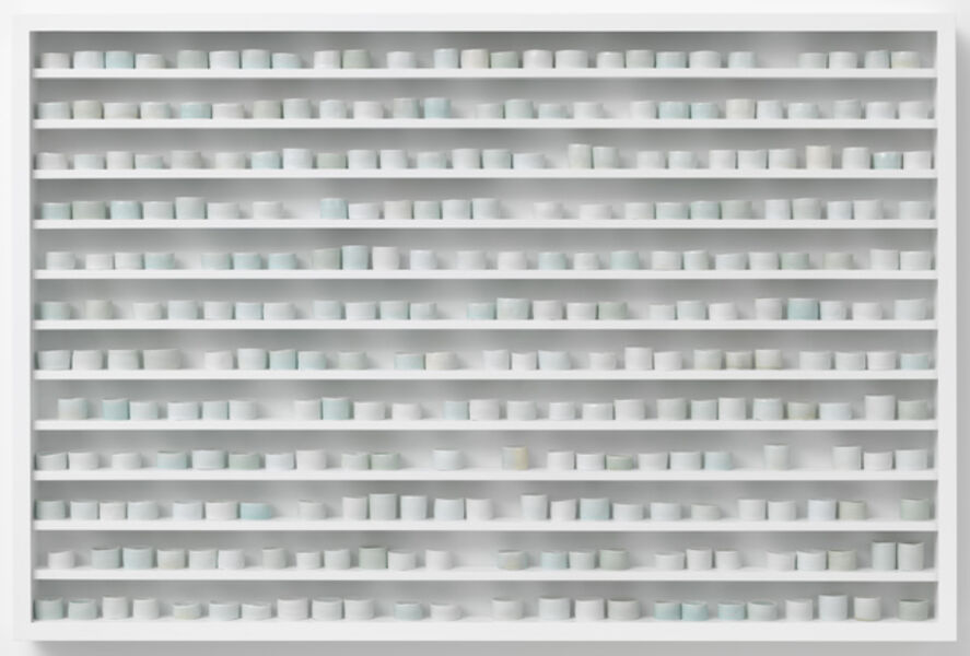 Edmund de Waal, 'a lecture on the weather', 2015