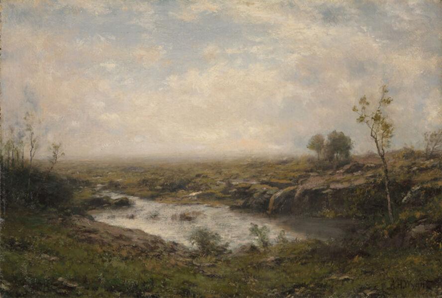 Alexander Helwig Wyant, 'The Quiet Pond'