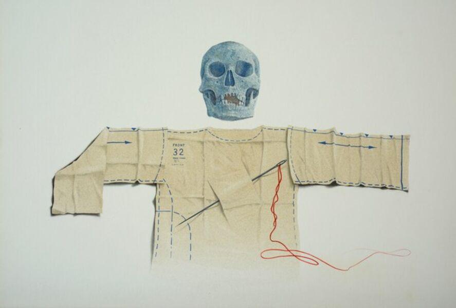 Alan Magee, 'The Longer the Thread', 1978