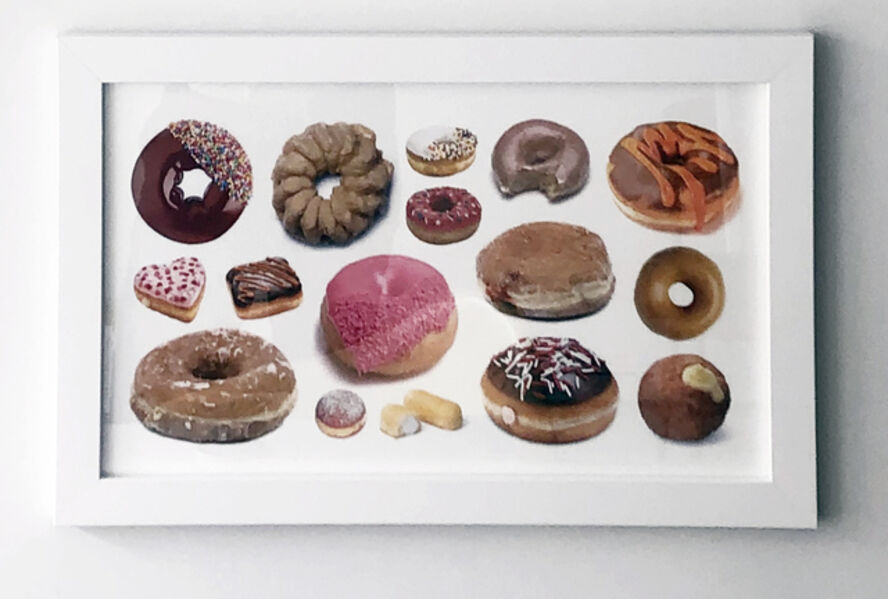 Jeff Gibson, 'Untitled (Donuts)', 2017
