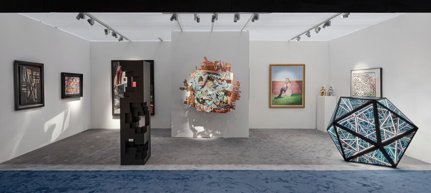 Opera Gallery at The Salon Art + Design 2019, installation view