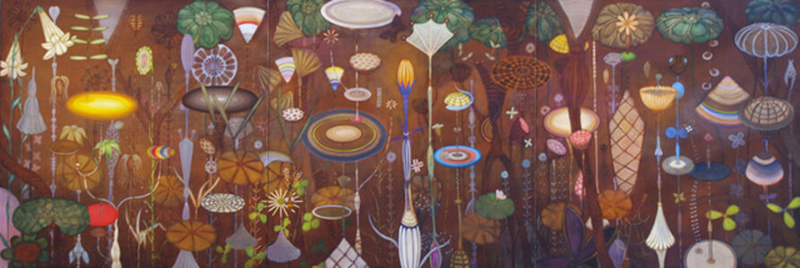 Akira Ikezoe, 'Lotus', 2009