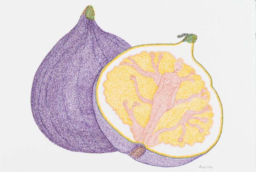 Irene Lees, 'The Fig Tree', 2019