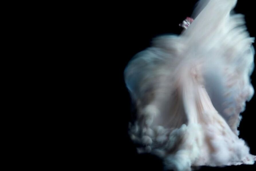Nick Knight, 'Ming Xi wearing Chanel Haute Couture', 2011