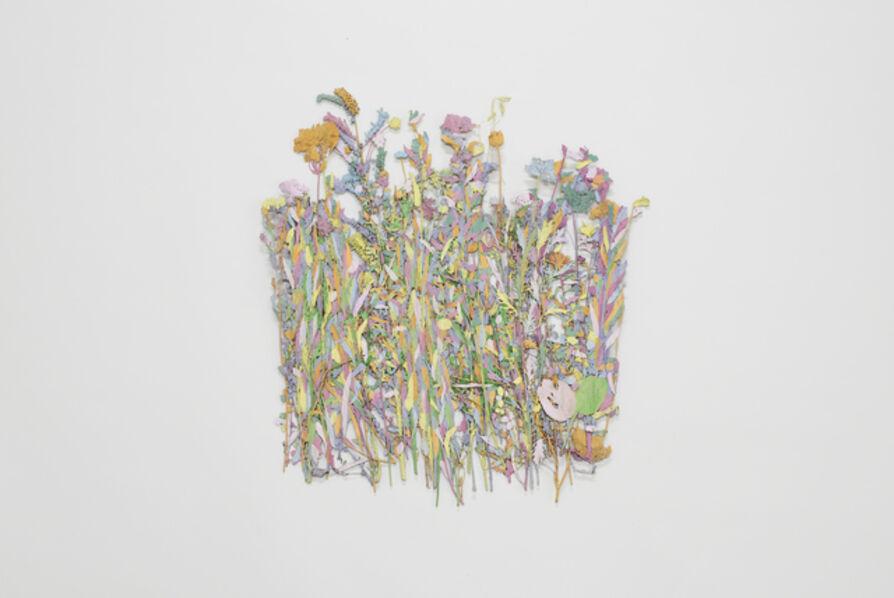 Lionel Estève, 'Papier de Provence ', 2017